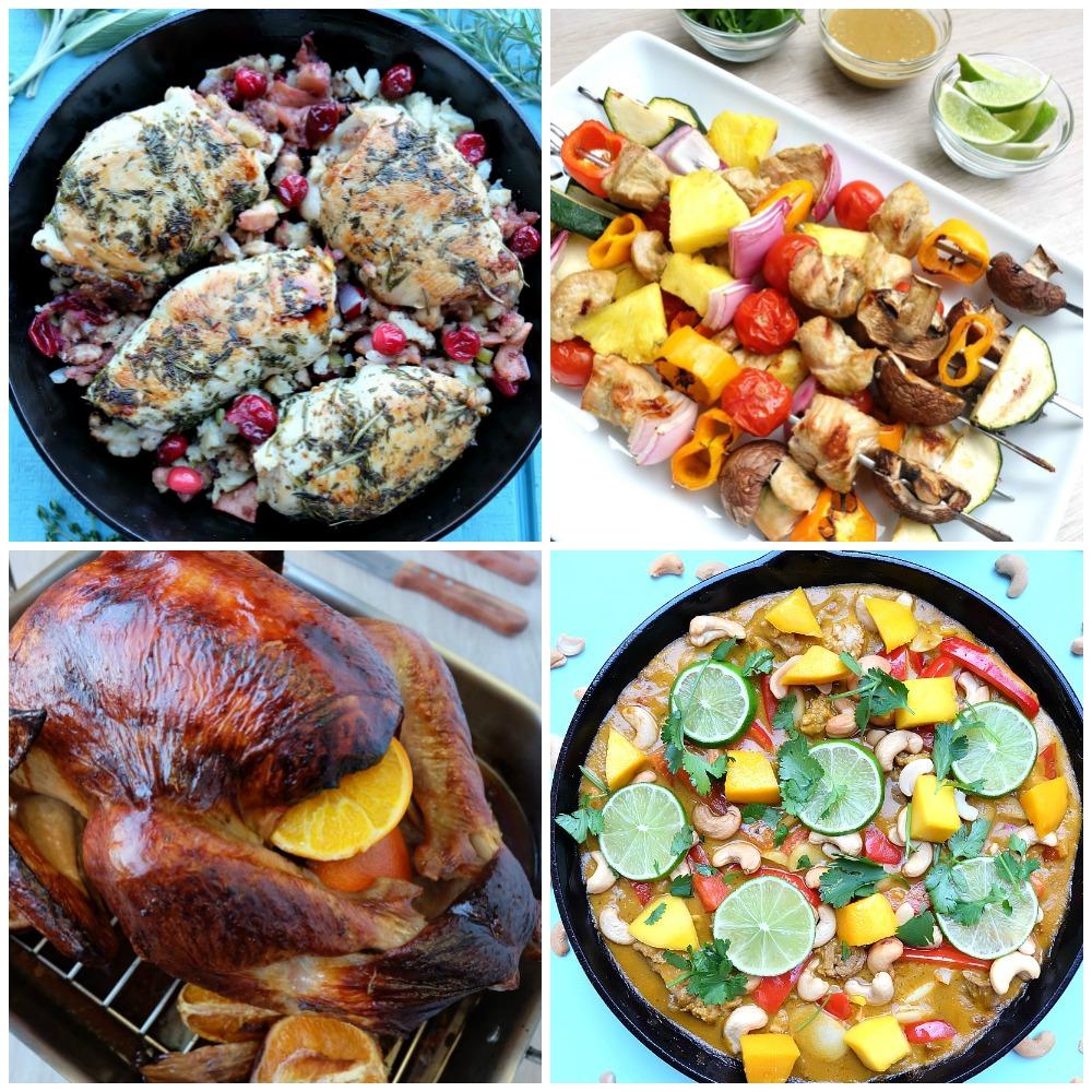 Delicious turkey recipe ideas using Canadian Turkey from Hello Creative Family.