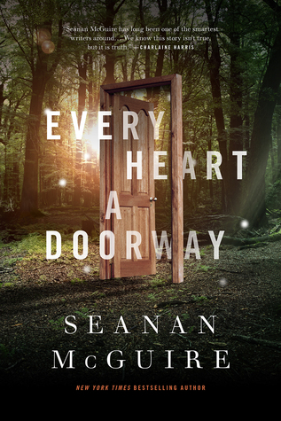 Hello Creative Family February Read Every Heart A Doorway by Seanan McGuire