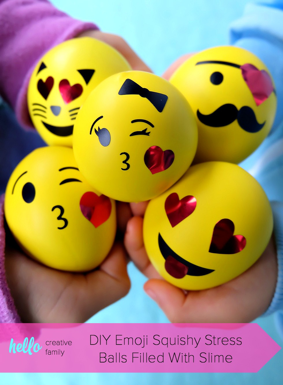 Fun Crafts For Kids Stress Balls