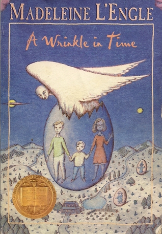Hello Creative Family February Read A Wrinkle In Time by Madeleine LEngle