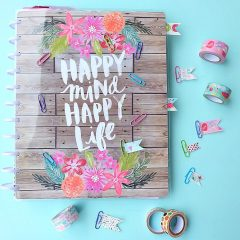 Easy 5 Minute DIY Washi Tape Planner Clips Tutorial