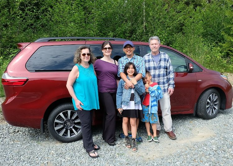 Why We Love Our Toyota Sienna + 3 Generation Family Road Trip To Paul Simon's Farewell Tour