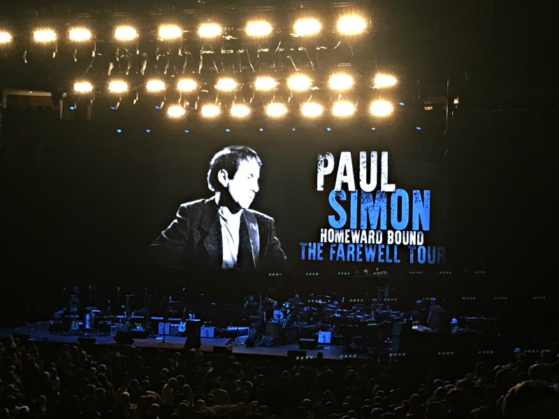 Paul Simon Homeward Bound The Farewell Tour