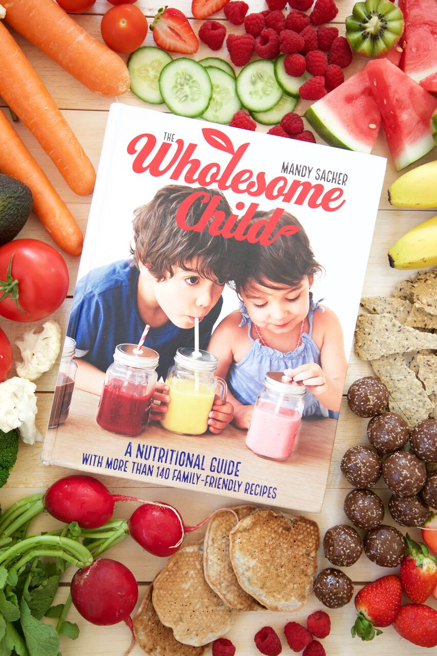 Win a copy of The Wholesome Child by Mandy Sacher. Open to Canada and the US. Contest Closes 7/21/2018. #Giveaway #win #Cookbook