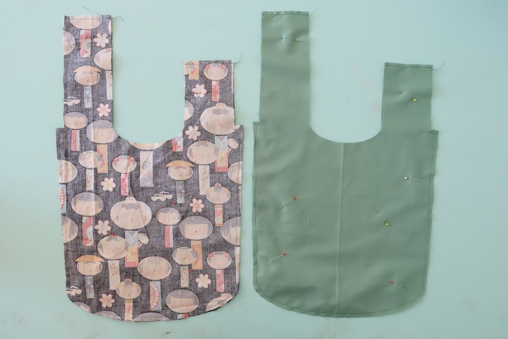A fun new sewing pattern for the Cricut Maker from Hello Creative Family! Sew up a sweet little Reversible DIY Japanese Knot Bag in 30 minutes with this free cut file, pattern and sewing tutorial. Perfect for handmade gifts, customize the size to make handmade book bags, lunch totes, purses, snack bags and more! A fun fashion accessory for adults or kids! #Sponsored #Cricut #CricutMaker #Sewing #HandmadeGift