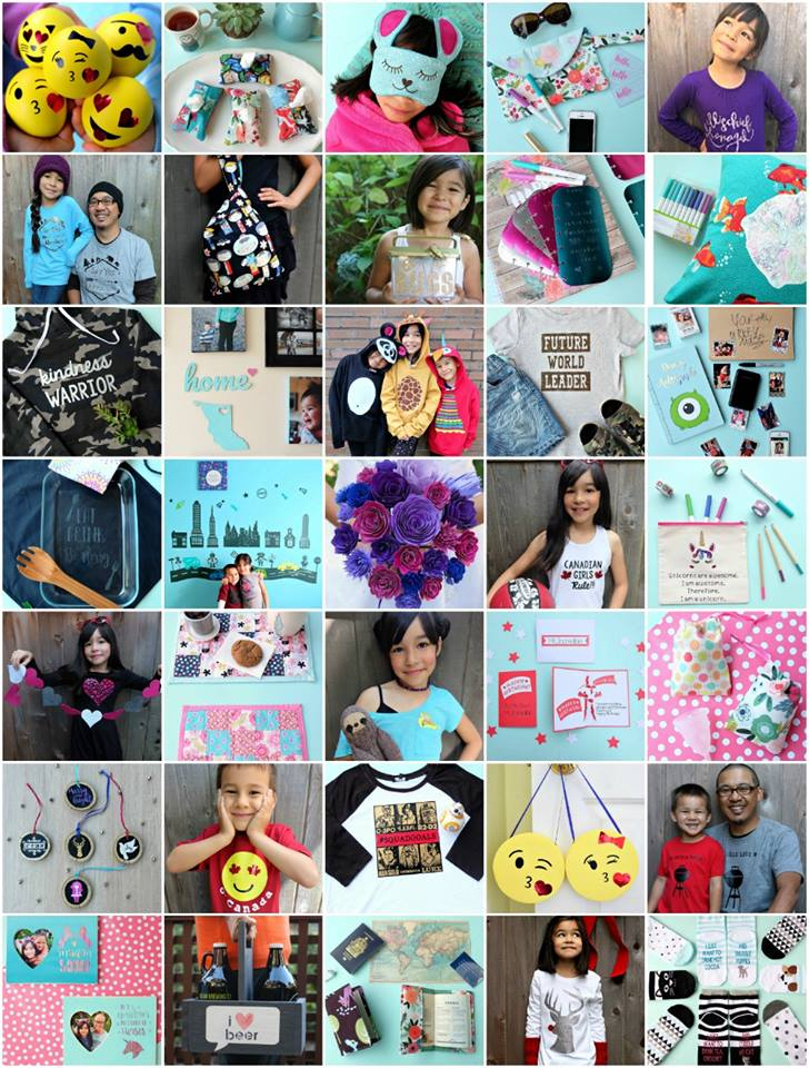 Tons of Project Ideas to make with your Cricut Maker or Cricut Explore from Hello Creative Family