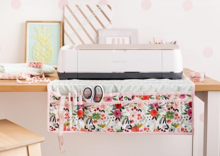 Cricut Tool Caddy Sewing Project
