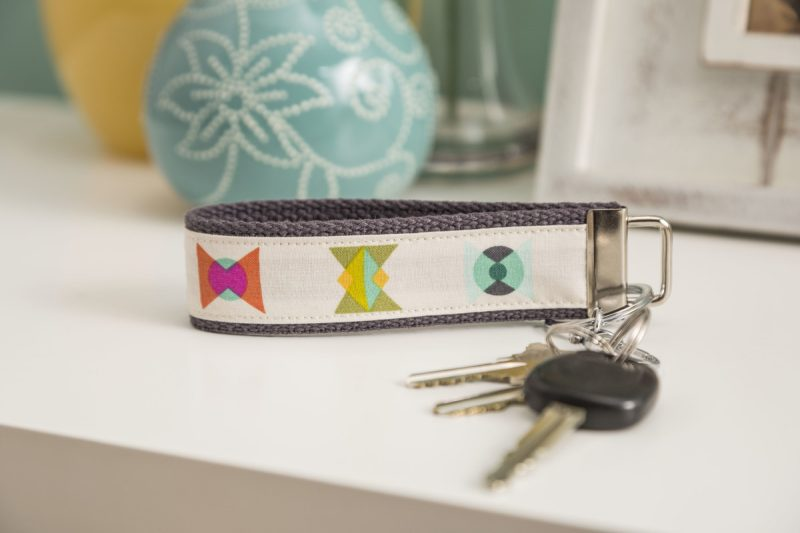 Key Ring- Easy Project 30 minutes- 1 hour