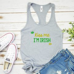 Free St Patricks Day SVG- Kiss Me I'm Irish