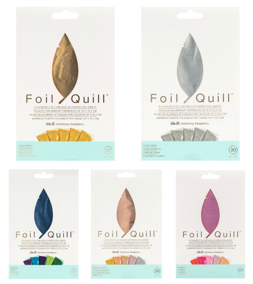 Buy Foil Quill Foil Sheets