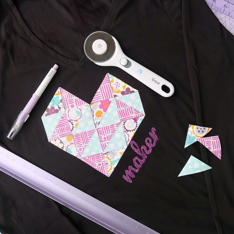 How To Make DIY Shirts With Iron On When You Don't Have A Cutting Machine