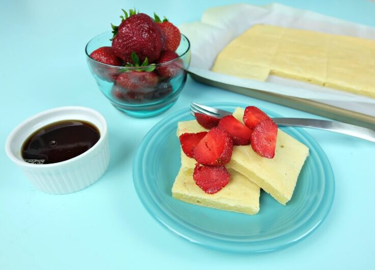 Mochi Sheet Pancakes