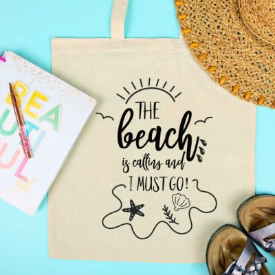 Free Beach SVG Cut Files Including The Beach Is Calling