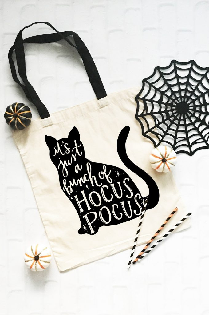 Hocus Pocus and Disney Villains SVGs and Printables: It's Just A Bunch Of Hocus Pocus SVG File from Pineapple Paper Co