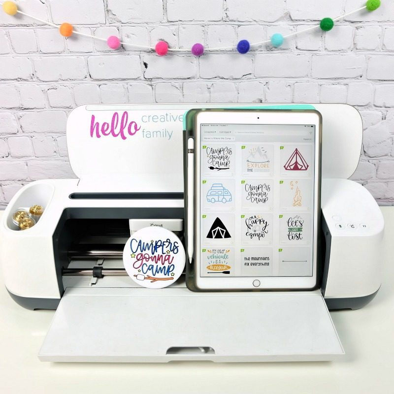 Find over 100,000 commercial use cut files that you can cut with your Cricut Maker or Cricut Explore Air 2. #CricutMade #CricutCreated