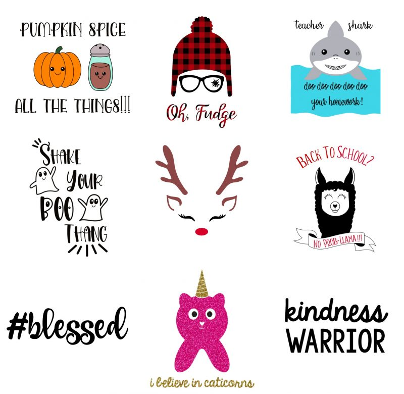 Free SVG Files from Hello Creative Family.
