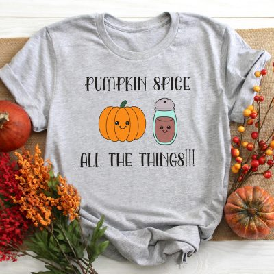 Kawaii Pumpkin Spice SVG + Free Fall Cut Files