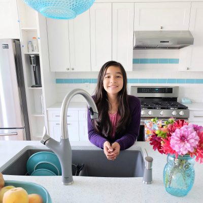 Turquoise Kitchen Renovation Part 4: It's All In The Details