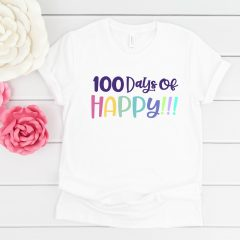 15 Free 100 Days Cut Files Including 100 Days of Happy SVG