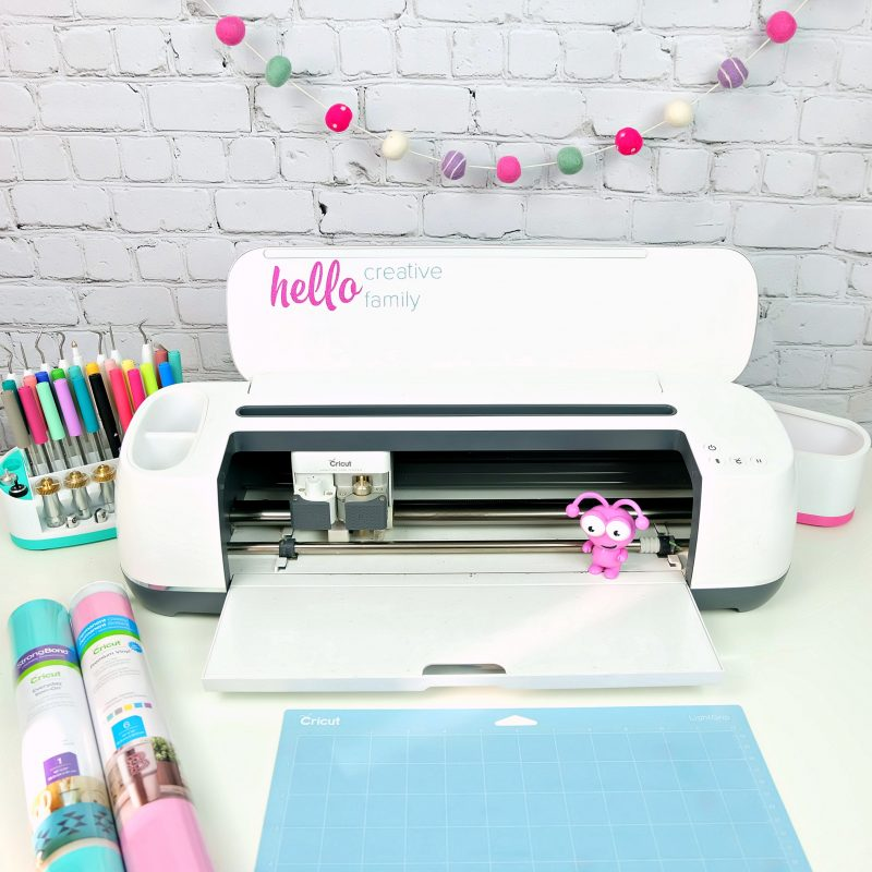 Learn more about the Cricut Maker and the Cricut Maker Adaptive Tool Set.