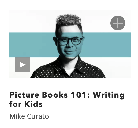 Kids Online Picture Book Writing Class