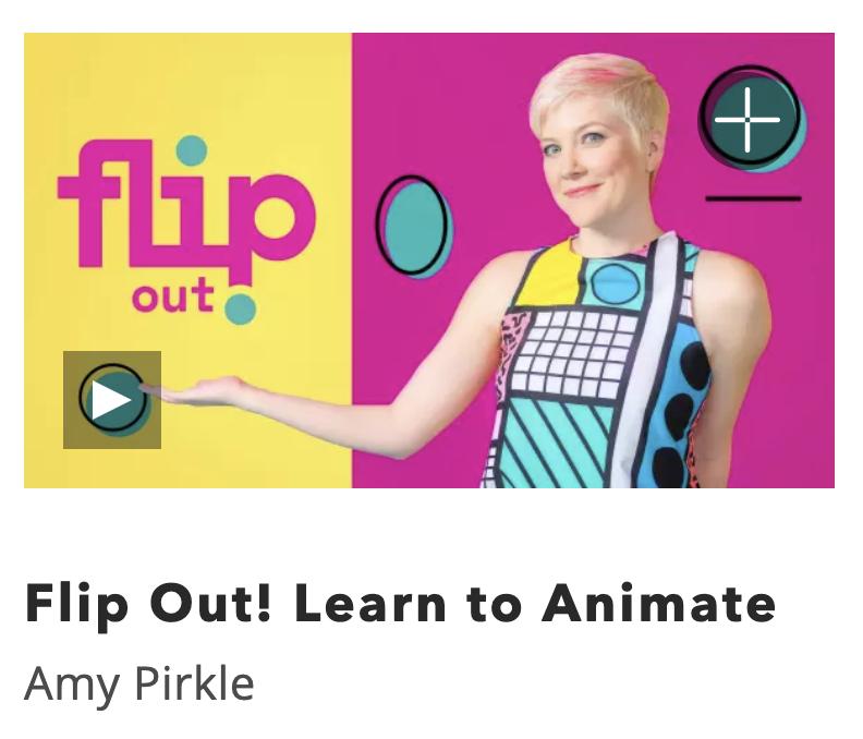 Kids Online Flip Book Class