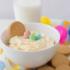 Easter Dessert Cookie Dip Recipe