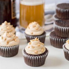 Chocolate Beer Cupcakes Recipe- Ultimate Dad Dessert