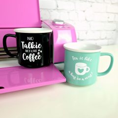 Applying Vinyl To Mugs or Cups- Cricut Basics