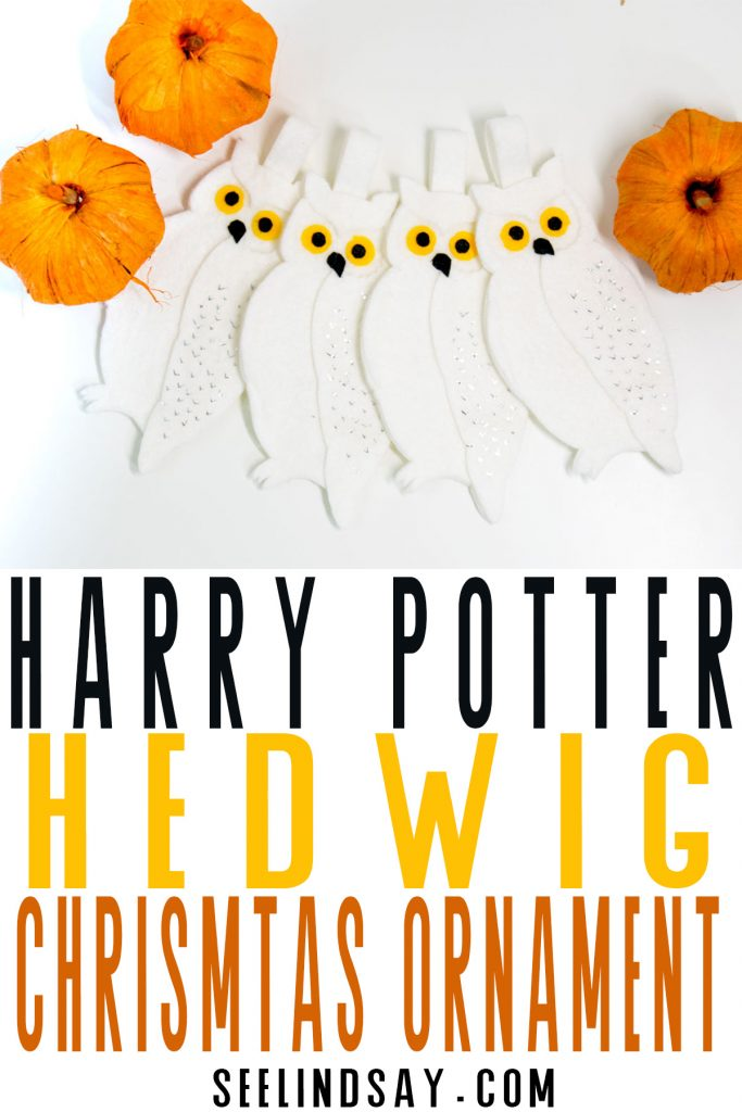 Hedwig Christmas Ornaments From See Lindsay