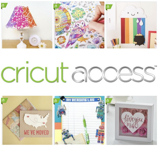Sign up for Cricut Access Here
