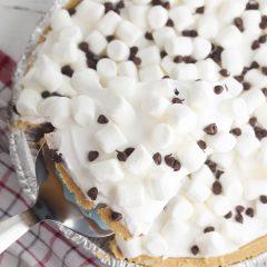 No Bake Smores Pie Recipe- Easy and Delicious
