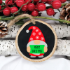 Make festive winter crafts with this adorable Merry Christmas Gnome cut file. Perfect for making handmade gifts including mugs, shirts and throw pillows using your Cricut, Silhouette or other electronic cutting machine! #CricutChristmas #Cricut #Silhouette #Handmade #SVGFile #CutFile #ChristmasSVG #ChristmasCrafts #ChristmasCrafting #MerryChristmas #ChristmasGnome #gnome