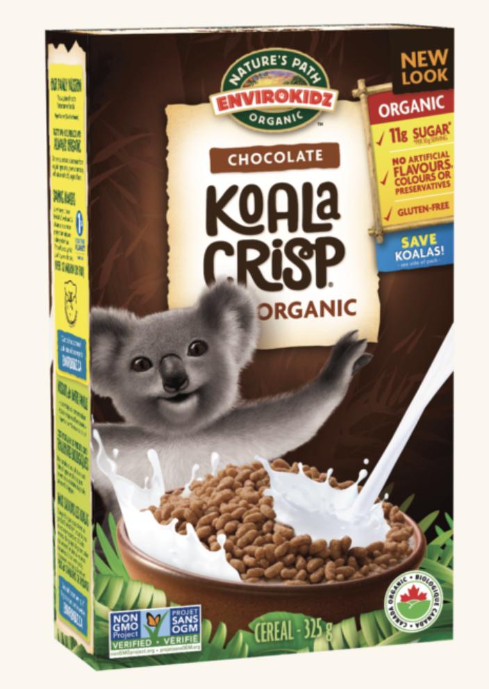 EnviroKidz Koala Crisp Cereal