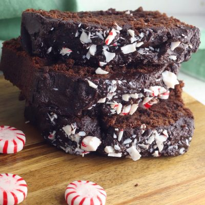 Looking for the best chocolate peppermint pound cake recipe you've ever tasted? You've found it! Moist, delicious and full of flavor! Prepped in just 15 minutes! A chocolate lovers dream come true!