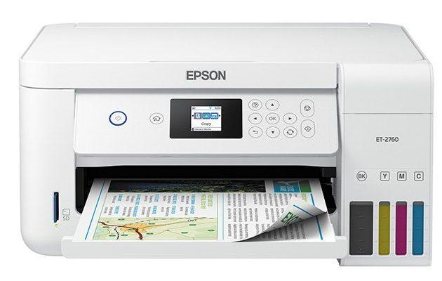 Epson EcoTank 2720 Printer