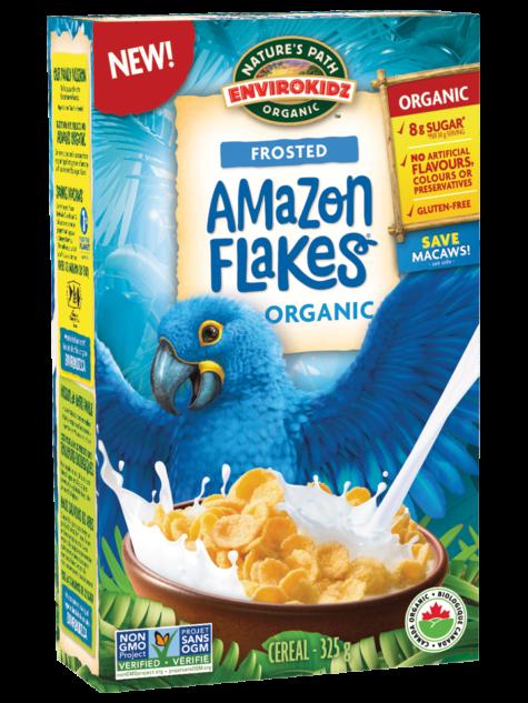 EnviroKidz Amazon Flakes