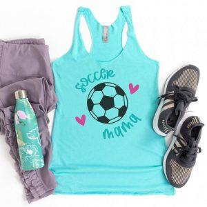 Soccer Mama SVG File